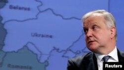 Єврокомісар з питань економіки Оллі Рен