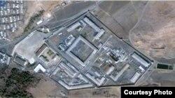 Исправительно-трудовой лагерь номер 1 в КНДР. Вид из космоса