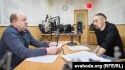 Вячаслаў Ракіцкі і Яўген Барышнікаў