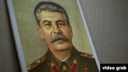 Portret i Jozef Stalin