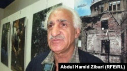 الفنان فؤاد شاكر وعدد من اعماله