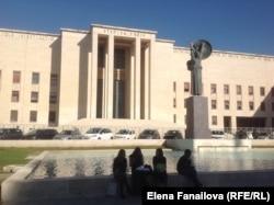 Университет Сапиенца в Риме