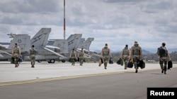 خدمه نیروی هوایی ارتش استرالیا در کوئینزلند