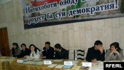 Парламентские выборы 2010 года