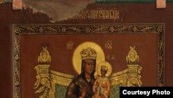 "На выставке представлено около 150 икон сызранских иконописцев от начала XIX до начала XX века. [Фото — <a href=""http://www.museum.ru"" target=_blank>«Музеи России»</a>]"