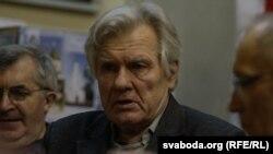 Міхась Чарняўскі, сябра Міхася Ткачова