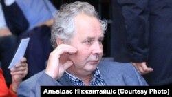 Альвідас Нікжантайціс