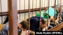 Падчас суду ў Баранавічах 10 верасьня