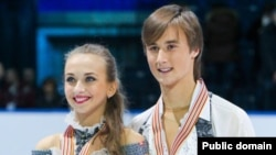 Виктория Синицына һәм Руслан Җиһаншин