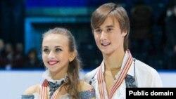 Виктория Синицына һәм Руслан Җиһаншин (Русия)