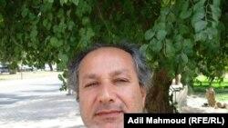 الفنان كريم جبار