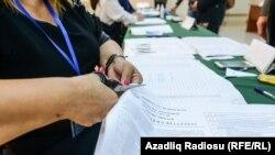 Азербайжандагы референдум.