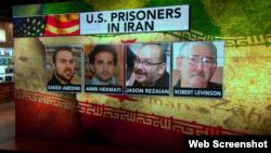 İranda amerikalı məhbuslar