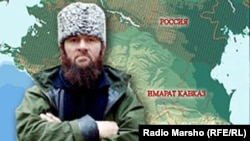 The Chechen rebels' appeal makes no mention of insurgent leader Doku Umarov