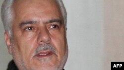 Iranian First Vice President Mohammad Reza Rahimi