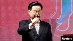 جوزف وو وزیر خارجه تایوان