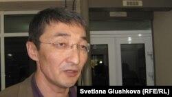 Нурлан Бейсекеев, адвокат. Астана, 21 июня 2012 года.