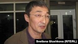 Адвокат Бахтжана Кашкумбаева Нурлан Бейсекеев. Астана, 21 июня 2012 года.