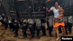 Brazil was the most dangerous country for land activists in 2017 according to a new report by the Global Witness NGO. (file photo)