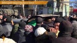 Гуманітарна криза в Дебальцеві триває
