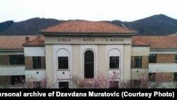 Prazna zgrada škole, Borgosesia
