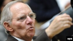 Ministri gjerman i Financave, Wolfgang Schaeuble.