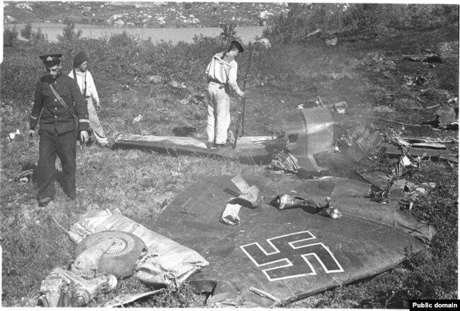 Севастополь, Крим, 1941 рік