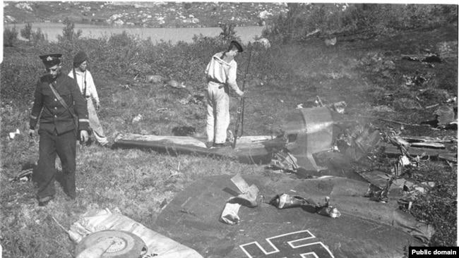 Севастополь, Крым, 1941 год