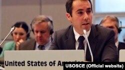 Посол США в ОБСЕ Дэн Баер