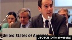 Посол США в ОБСЕ Дэниэль Баер