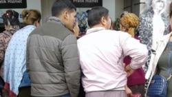 "Türkmenistanly zähmet migrantlarynyň Stambuldaky ""umyt bazary"""
