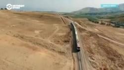 Построит ли Узбекистан новую железную дорогу в Таджикистан?