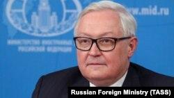 سرگی ریابکوف، معاون وزارت خارجه روسیه