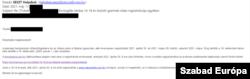 Végül még többek közt az EESZT helpdeskjétől is kaptak egy sablon e-mailt Ágnesék. Ebben elmagyarázzák nekik, hogy mi történik azokkal, akik április 30-án reggel 8 előtt regisztráltak. Ami egyébként Ágneséket nem érinti, mert sokkal később regisztráltak. Még az is érdekes, hogy az EESZT e-mailje cáfolja azt a korábbi tájékoztatást, ami szerint csak kampányszerűen oltják a közeljövőben a 16-18 éveseket.