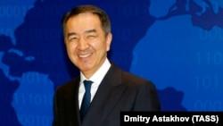 Бакытжан Сагинтаев, бывший премьер-министр Казахстана, назначенный на пост государственного секретаря.