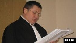 Judecătorul Ion Secrieru de la Curtea de Apel