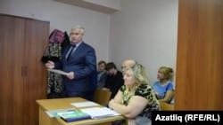 Татарстан мәгариф министрлыгы вәкиле мәхкәмәдә фикерен белдерә