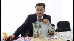 """Айдар Гыймадиев: """"Сабантуй"""" журналы – балалар дөньясының көзгесе"""""""