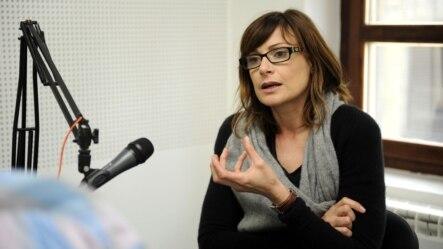 Biljana Srbljanović u razgovoru sa Brankom Mihajlović