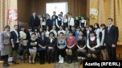 Татар укытучылары династиясе бәйгесендә