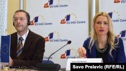 Andre Lys i Ivana Vojinović, foto: Savo Prelević