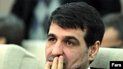 محمد شريف ملک زاده، معاون مستعفی وزير امور خارجه