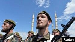 Кадыровцы (архивное фото)