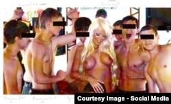 В 2009 году, когда Олег Семёнов уже работал в училище, в городе прогремел скандал из-за возможного участия курсантов в съёмках порнофильма с порнозвездой Самбукой