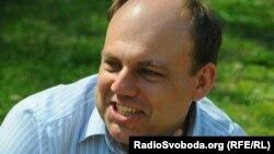 Сергій Андрушко – журналіст телевізійної програми Радіо Свобода «Схеми»