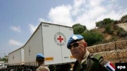 Израиль-Либан чиге, 16 июль 2008