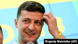 Ukrain prezidenti Wolodymyr Zelenskiý