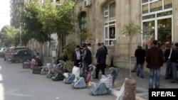 Bakıdakı «qul bazar»larından biri