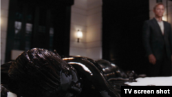 Кадр из фильма «Квант милосердия»