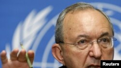 ریچارد گلدستون، ریچارد گلدستون، مسئول تهیه گزارش در مورد حمله اسرائیل به غزه